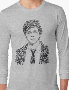 Cera's Face of Type Long Sleeve T-Shirt