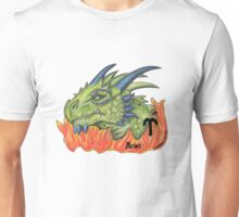 Aries the dragon Unisex T-Shirt