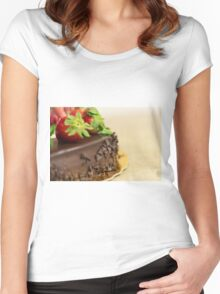 Happy Birthday to Me Women's Fitted Scoop T-Shirt