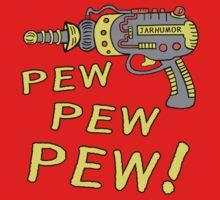 Pew Pew Pew Kids Tee