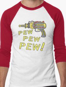 Pew Pew Pew Men's Baseball ¾ T-Shirt