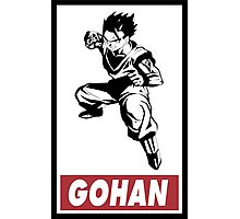 Gohan Obey Style Photographic Print