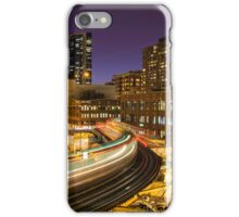 """The """"L"""" train at the Loop iPhone Case/Skin"""