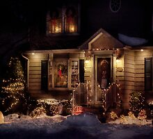 Christmas - The night before Christmas by Mike  Savad