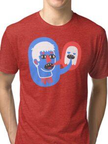 What The Lost Head Said Tri-blend T-Shirt