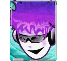 Music Makes YOU FEEL COOL!  iPad Case/Skin