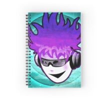 Music Makes YOU FEEL COOL!  Spiral Notebook