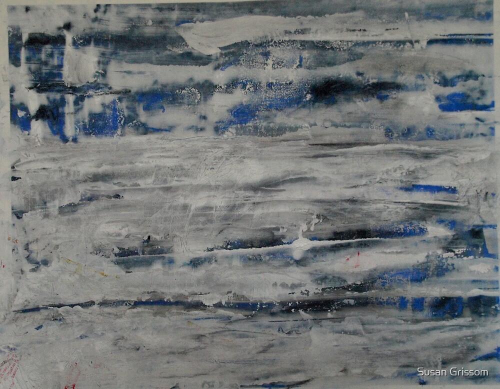 Iceland  Ash by Susan Grissom