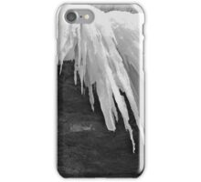 bw ice iPhone Case/Skin