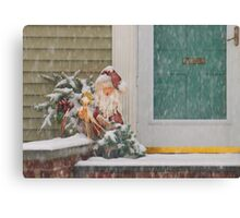 Christmas - Oh, Oh, Brrr Canvas Print