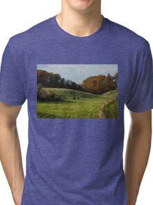 Happy Horses  Tri-blend T-Shirt
