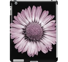 Retro Daisy in Pink iPad Case/Skin