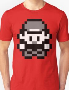 Pokemon Trainer Red (Generation 1 Red/Green/Blue) T-Shirt