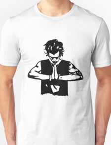 Harry Styles Silhouette Drawing  Unisex T-Shirt