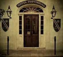 Hotel Provincial by Jeff Clark