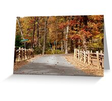 Country Road   ^ Greeting Card