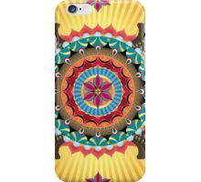 Virgin of Guadalupe Mandala iPhone Case/Skin
