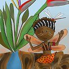 Raindancer by Kristy Spring-Brown