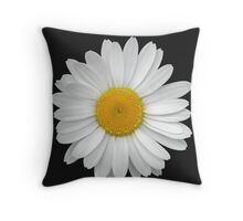 Purity Par Excellence Throw Pillow