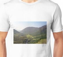 Indy in the Aber Valley Unisex T-Shirt