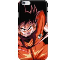 Goku Fire iPhone Case/Skin