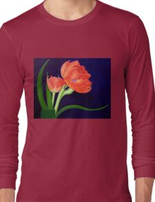 Attention, I am here! Long Sleeve T-Shirt