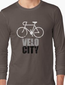 VeloCity Version 4 Extra Urban Cycle Long Sleeve T-Shirt
