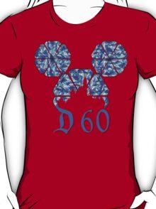 Disneyland 60-Castle T-Shirt