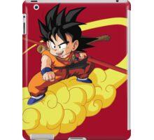 Goku Magic Cloud iPad Case/Skin