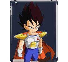 Captain Vegeta iPad Case/Skin