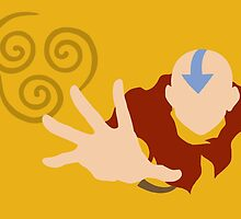 Aang by alannamode