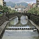 Nagasaki Meganebashi (Bridge of Spectacles) by Jorge's Photography