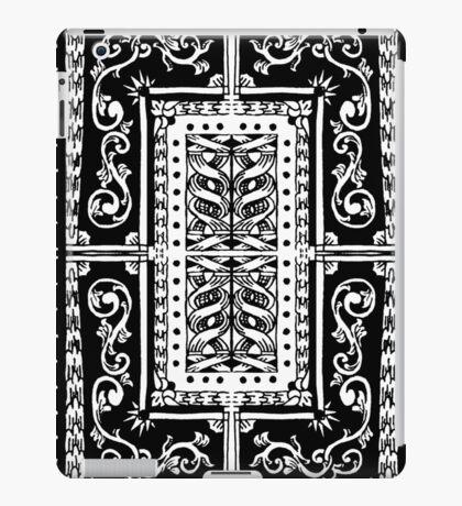 Back of a Card iPad Case/Skin