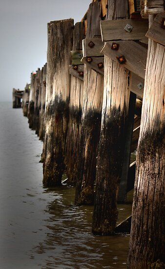 ~The Jetty ~ by Lynda Heins