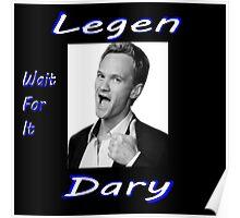 Legen-Dary Poster