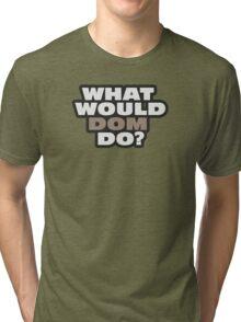 BIG, FURIOUS DOM TORRETTO Tri-blend T-Shirt