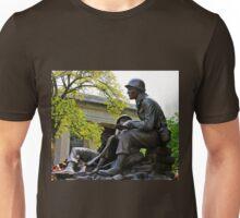 World War 2 monument 2 Unisex T-Shirt