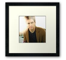 Keegan Allen Framed Print