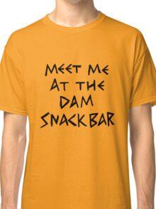 The Dam Snack Bar Classic T-Shirt