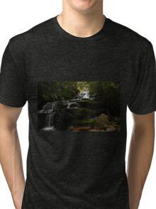 Leura Cascades Tri-blend T-Shirt