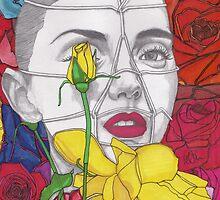 Flower Girl by Paul  Nelson-Esch