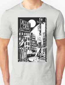 ALLEY CATS - COVER POSTER T-Shirt