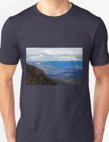 The Blue Mountains Unisex T-Shirt