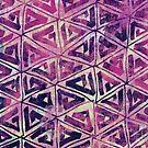 Geometric Triangle von Susanne Kasielke
