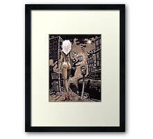 YES ! - ALLEY CATS Framed Print