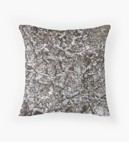 Nature's Complexity Throw Pillow