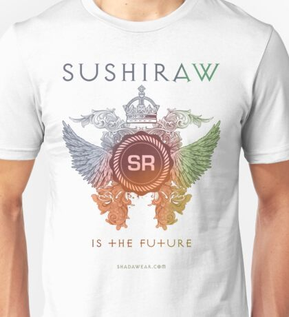 SUSHIRAW IS THE FUTURE (color) T-Shirt