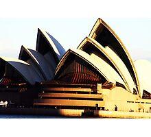 Sydney Opera House. Photographic Print