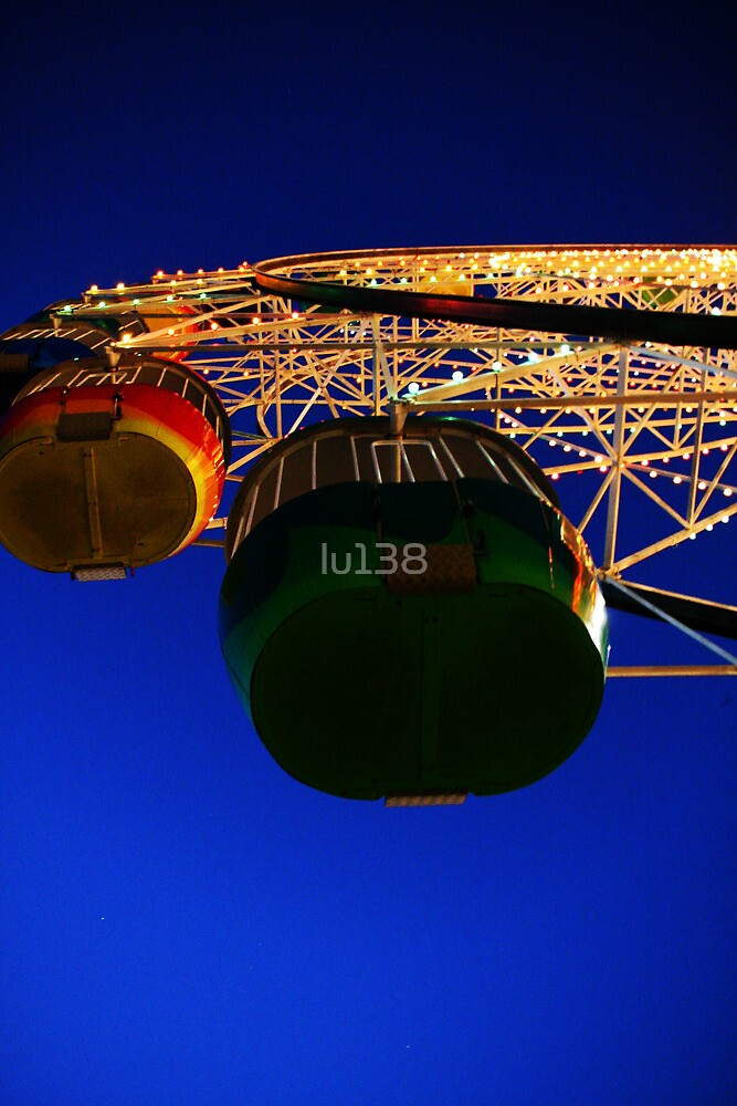 Ferris Wheel - Luna Park. by lu138