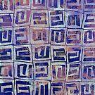 Geometric Square von Susanne Kasielke